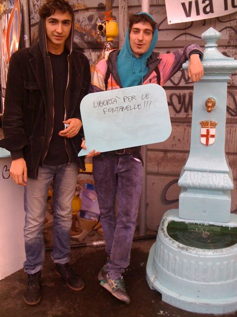 fontanelle.org - Fuori Salone - Aprile 2010 - Via Tortona